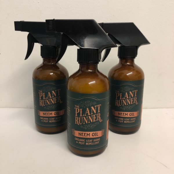 The Plant Runner - Neem Oil
